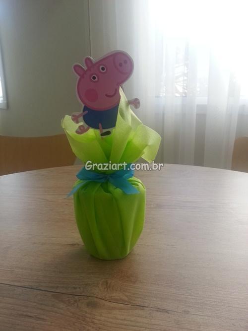 George Peppa pig 2 - Decoração Peppa Pig e George
